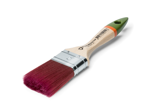 Staalmeester® 100% Synthetic Flat Paintbrush Series 2023 #10 (25mm)