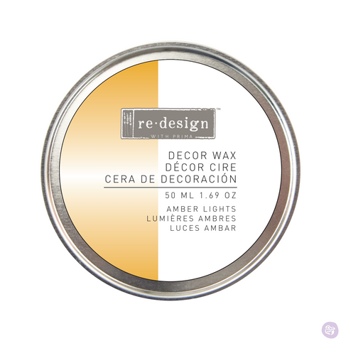 AMBER LIGHTS Wax Paste by Redesign with Prima (50ml)