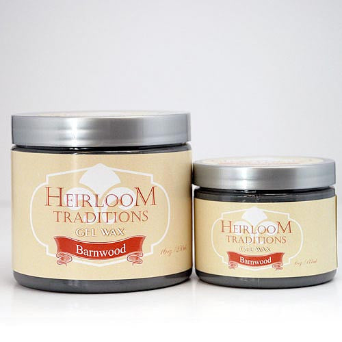 BARNWOOD Gel Wax by Heirloom Traditions Paint