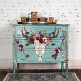 BEAUTIFULLY NATIVE Redesign Transfer (90.17cm x 63.5cm) - Rustic Farmhouse Charm