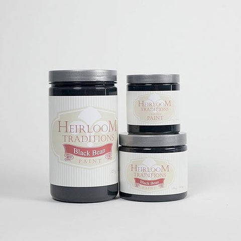 BLACK BEAN Heirloom Traditions Paint