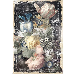 PRE-ORDER by 21 September 7pm WST Redesign Decoupage Paper - BRIDGETTE (76.2cm x 48.26cm)