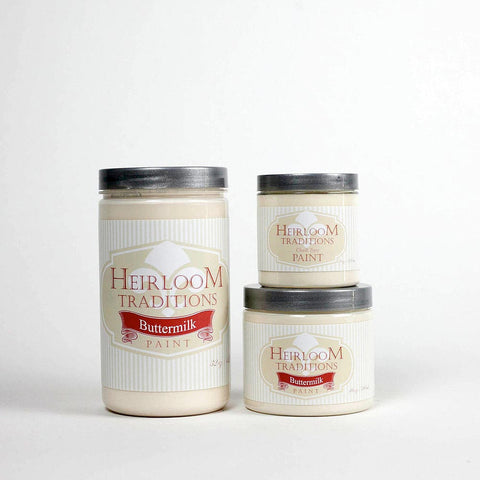 BUTTERMILK Heirloom Traditions Paint