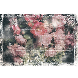 PRE-ORDER by 21 September 7pm WST Redesign Decoupage Paper - CELESTE (76.2cm x 48.26cm)