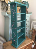 Handpainted Cherry Blossoms Shelves