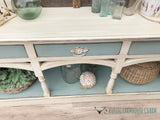 Coastal Sideboard with Arches