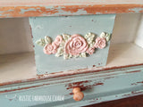 Sweet Rose Tabletop Storage