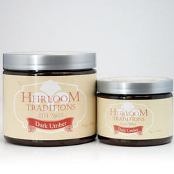 DARK UMBER Gel Wax by Heirloom Traditions Paint