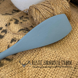 Dixie Belle Chalk Mineral Paint - DUSTY BLUE - Rustic Farmhouse Charm