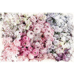 PRE-ORDER by 21 September 7pm WST Redesign Decoupage Paper - ESME (76.2cm x 48.26cm)