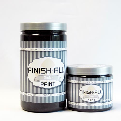 CINDER Finish All Paint by Heirloom Traditions (32oz Quart)