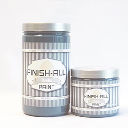 DENIM Finish All Paint by Heirloom Traditions (32oz Quart) - Rustic Farmhouse Charm