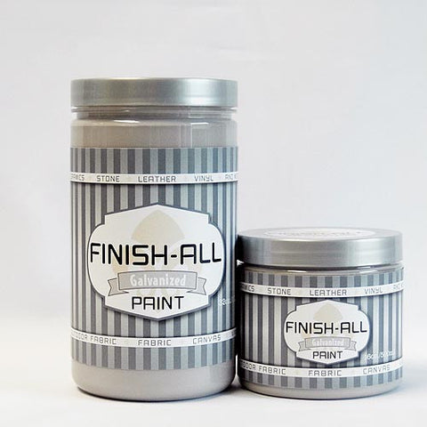 GALVANISED Finish All Paint by Heirloom Traditions (32oz Quart)