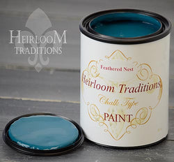 FEATHERED NEST (by Refunk My Junk) Heirloom Traditions Paint - Rustic Farmhouse Charm