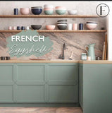 FRENCH EGGSHELL Fusion™ Mineral Paint - Rustic Farmhouse Charm