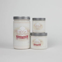 FRENCH VANILLA Heirloom Traditions Paint - Rustic Farmhouse Charm