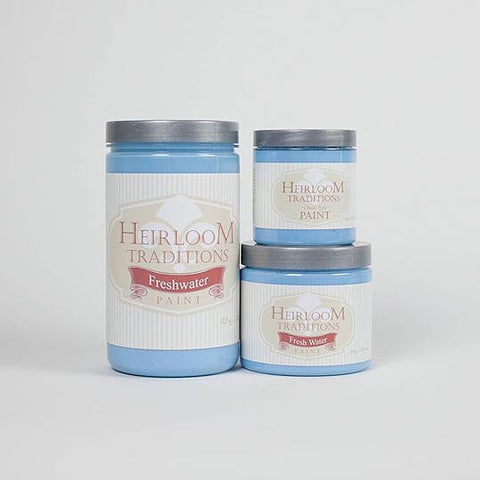 FRESHWATER Heirloom Traditions Paint