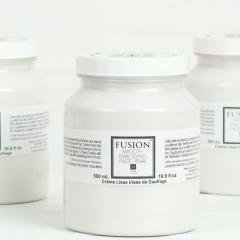 Fusion™ Smooth Pearl Embossing Paste 250ml