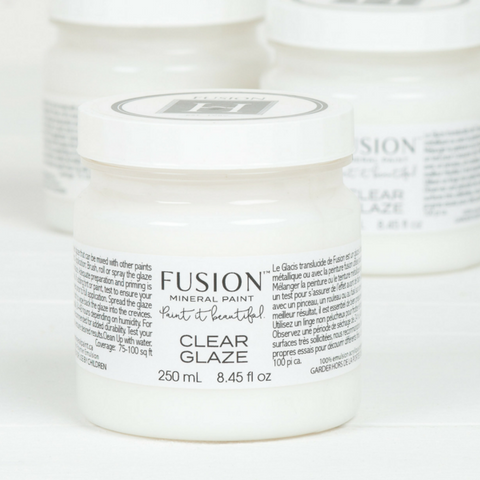 Fusion™ Clear Glaze (250ml)