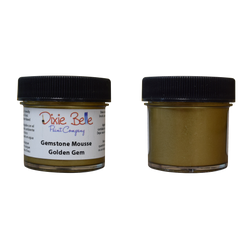 Dixie Belle Gemstone Mousse - GOLDEN GEM (30ml) - Rustic Farmhouse Charm