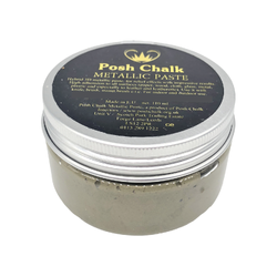 GREEN BRONZE Smooth Metallic Paste by Posh Chalk (110ml)