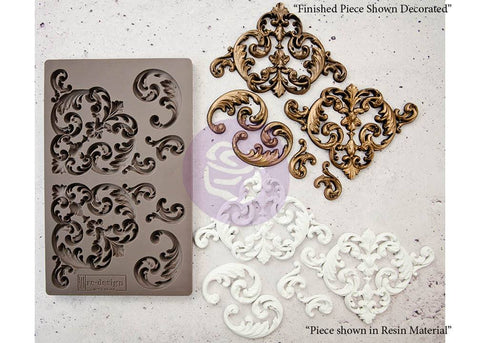 Redesign Mould - HOLLYBROOK IRONWORK - Rustic Farmhouse Charm