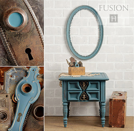 HOMESTEAD BLUE Fusion™ Mineral Paint