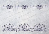 Indian Lace Borders (A3/A4)