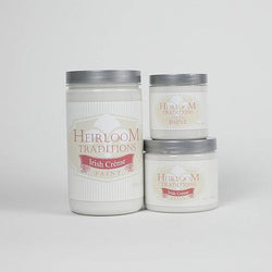 IRISH CREME Heirloom Traditions Paint - Rustic Farmhouse Charm