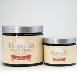 JET BLACK Gel Wax by Heirloom Traditions Paint