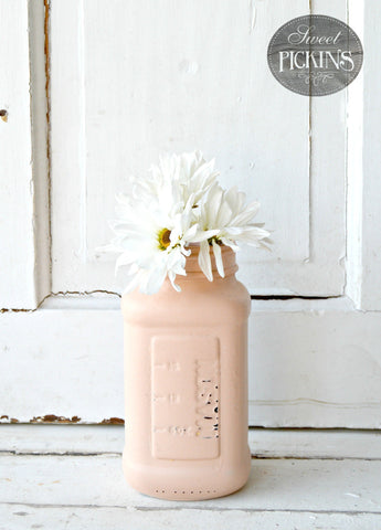 JUST PEACHY Sweet Pickins Milk Paint - Rustic Farmhouse Charm