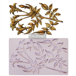 LILY FLOWERS Redesign Mould - Rustic Farmhouse Charm