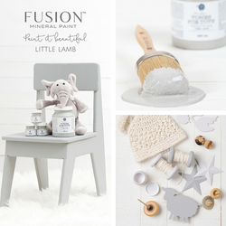 LITTLE LAMB Fusion™ Mineral Paint