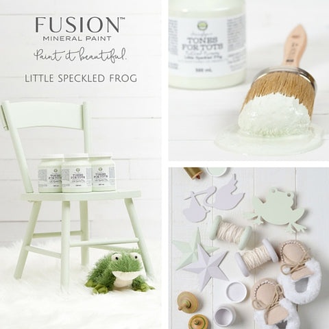 LITTLE SPECKLED FROG Fusion™ Mineral Paint