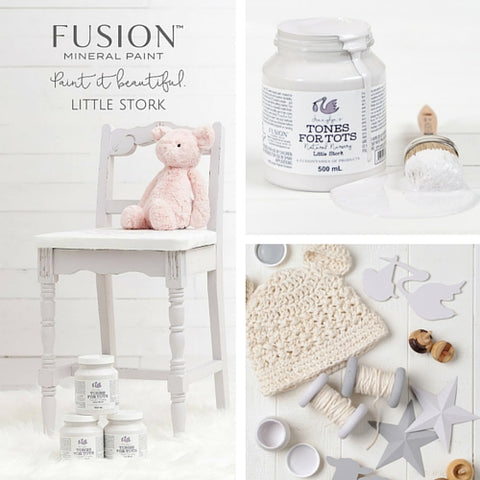 LITTLE STORK Fusion™ Mineral Paint