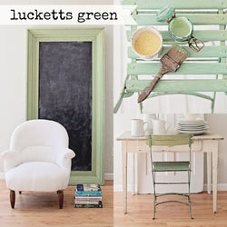 LUCKETTS GREEN Miss Mustard Seed's Milk Paint - Rustic Farmhouse Charm