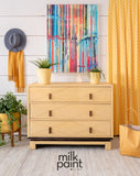 Milk Paint by Fusion - MOD MUSTARD - Rustic Farmhouse Charm