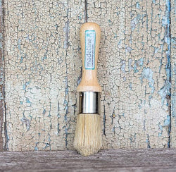 "Mini Rounded - Neutral - 1"" Madeline Wax Brush"
