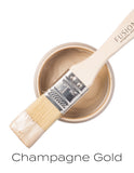 CHAMPAGNE GOLD Fusion™ Metallic Paint (250ml) - Rustic Farmhouse Charm