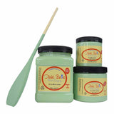 Dixie Belle Chalk Mineral Paint - MINT JULEP - Rustic Farmhouse Charm