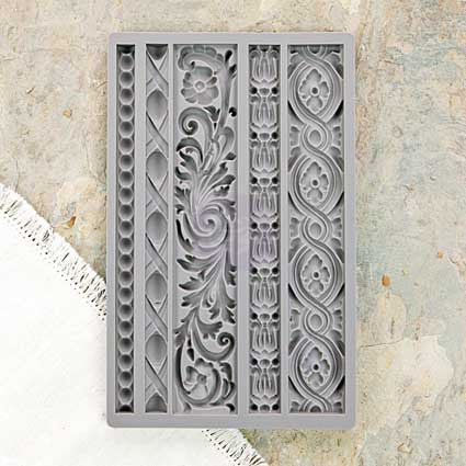 IOD Decor Mould: Moulding 1
