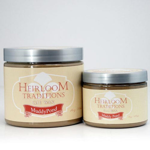 MUDDY POND Gel Wax by Heirloom Traditions Paint - Rustic Farmhouse Charm