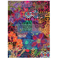 Redesign Transfer - Patchwork 76.2cm x 55.88cm