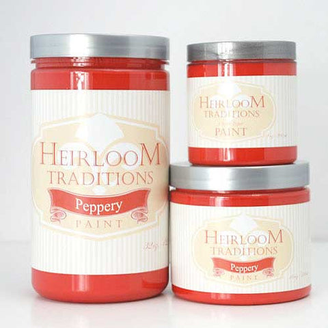 PEPPERY Heirloom Traditions Paint
