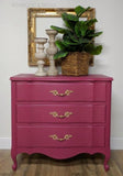 PLUM CRAZY Dixie Belle Chalk Mineral Paint