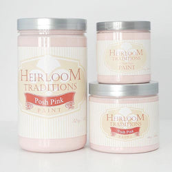 POSH PINK (by White Lace Cottage) Heirloom Traditions Paint