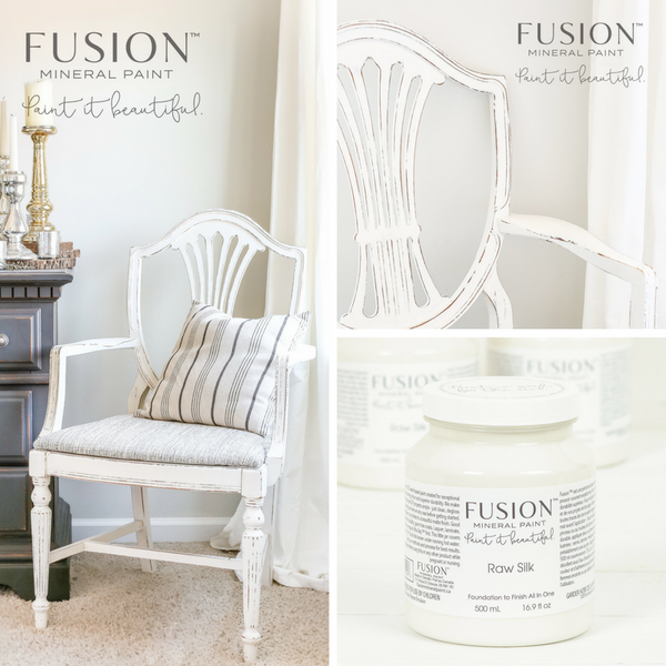 RAW SILK Fusion™ Mineral Paint - Rustic Farmhouse Charm