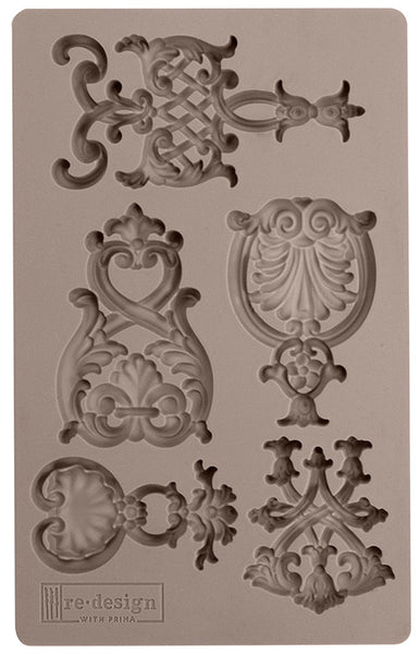 PRE-ORDER by 25 June 7pm WST: Redesign Mould - Regal Emblems