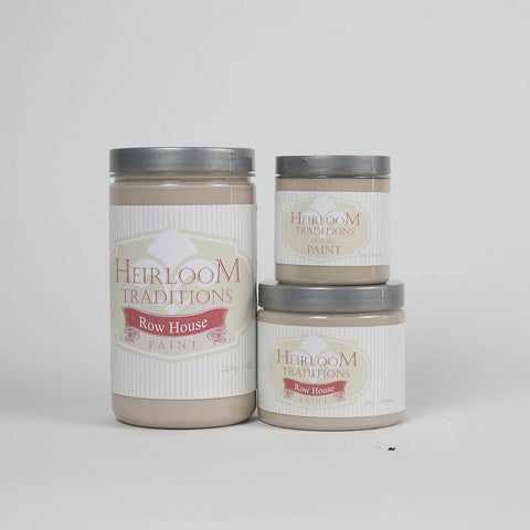 ROW HOUSE Heirloom Traditions Paint
