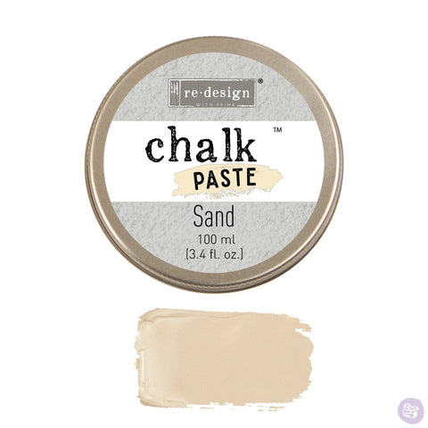 SAND Redesign Chalk Paste 100ml - Rustic Farmhouse Charm